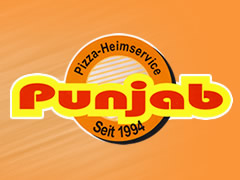 Pizza Punjab Logo